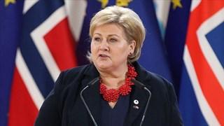 Thủ tướng Na Uy Erna Solberg công bố kế hoạch từ chức