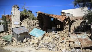 Động đất có độ lớn 6,3 đã làm rung chuyển đảo Crete của Hy Lạp