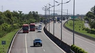 Vùng Đồng bằng sông Cửu Long có số km đường cao tốc rất thấp