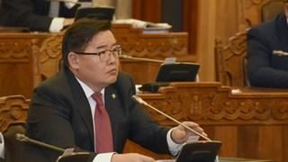 Ông Gombojav Zandanshatar được bầu làm Chủ tịch Quốc hội Mông Cổ