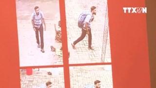 [Video] Sri Lanka công bố hình ảnh nghi phạm vụ tấn công đẫm máu