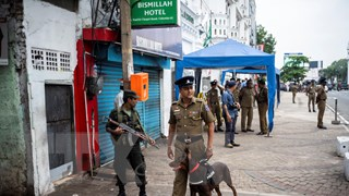 Đụng độ bạo lực tại Sri Lanka, ít nhất 1 người thiệt mạng