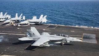 Tướng Iran tuyên bố đánh chìm tàu chiến Mỹ bằng 'vũ khí bí mật'