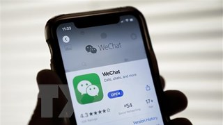 [Video] Thẩm phán Mỹ chặn lệnh cấm ứng dụng WeChat