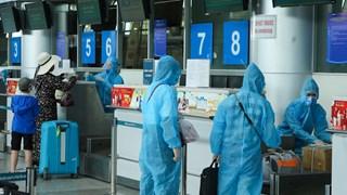 Dịch COVID -19: Đưa hơn 350 công dân Việt Nam từ Đài Loan về nước