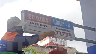 [Video] Dự báo giá xăng dầu trong nước có thể tăng cao chiều 12/5