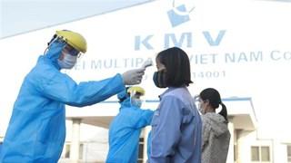 [Video] Vận động đảm bảo an toàn cho công nhân trong dịp bầu cử