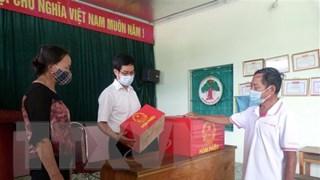 [Video] Hướng dẫn bầu cử trong điều kiện dịch bệnh COVID-19
