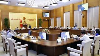 [Video] Khai mạc Phiên họp thứ 57 của Ủy ban Thường vụ Quốc hội