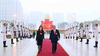 [Video] Sáng 26/1, khai mạc Đại hội lần thứ XIII của Đảng