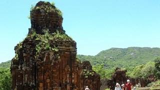 Khu di sản thế giới Mỹ Sơn xây dựng chương trình kích cầu du lịch