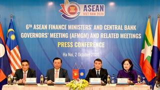 ASEAN kiên định với cam kết thúc đẩy tăng trưởng kinh tế