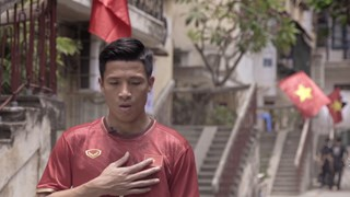 [Video] Cùng Bùi Tiến Dũng thực hiện 9 bước phòng chống COVID-19