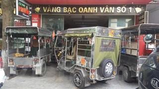 Vĩnh Phúc: Bắt tạm giam chủ cửa hàng vàng bạc lớn lừa đảo 120 tỷ đồng