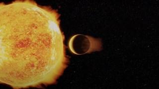 Phát hiện hành tinh ''hỏa ngục'' ở sa mạc Hải Vương Tinh