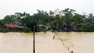 Nghệ An: Một số hồ đập thủy lợi, thủy điện tiến hành xả lũ