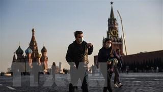 Dịch COVID-19: Số ca mắc ở Nga vượt quá 2 triệu người