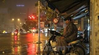 Đêm nay, Bắc Bộ và Bắc Trung Bộ tiếp tục có mưa to đến rất to