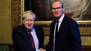 Ngoại trưởng Ireland: Thỏa thuận về Brexit có thể sớm đạt được