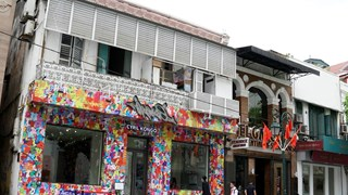 Hà Nội: Mục sở thị địa điểm 'check-in' hot nhất phố Tràng Tiền