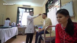 Người y sỹ dành cả tuổi xuân chăm sóc bệnh nhân chất độc màu da cam