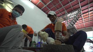 Chả mực Hạ Long - Đặc sản không thể bỏ qua khi đến đất Quảng Ninh