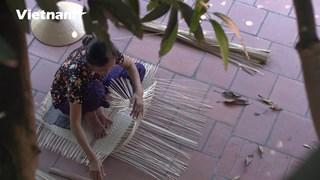 Độc đáo nghề làm mây tre đan trăm năm tuổi ở Bắc Giang
