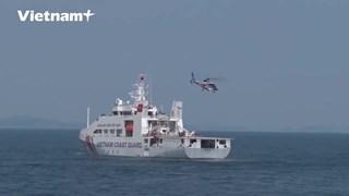[Video] Tăng cường duy trì hiện diện và thực thi pháp luật trên biển