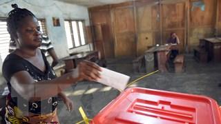 Bầu cử Tổng thống Benin: Thủ tướng Zinsou thừa nhận thất bại