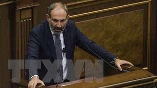 Tổng thống Armenia bổ nhiệm ông Nikol Pashinyan giữ chức Thủ tướng