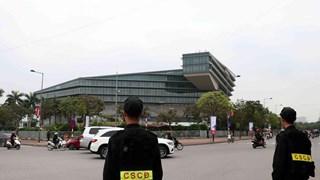 [Video] Cảnh sát cơ động thành phố Hà Nội tuần tra vào ban ngày