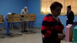 Hơn 2,75 triệu công dân Panama đi bỏ phiếu bầu tổng thống nhiệm kỳ mới