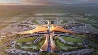 [Video] Trung Quốc khai trương 'siêu sân bay' Đại Hưng ở Bắc Kinh