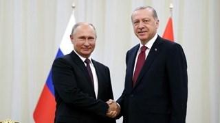Tổng thống Thổ Nhĩ Kỳ sắp thăm Nga thảo luận về cuộc xung đột ở Syria
