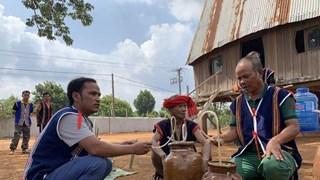 [Video] ] Lễ cúng cầu mưa - nét văn hóa độc đáo của người Jrai