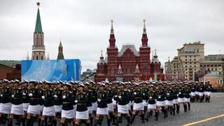 [Video] Nga diễu binh hoành tráng mừng 76 năm Ngày Chiến thắng Phátxít