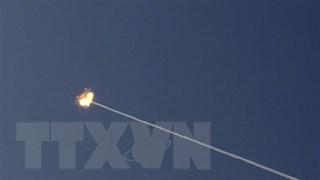 Quy trình chống tấn công bằng rocket cực kỳ đặc biệt của người Israel