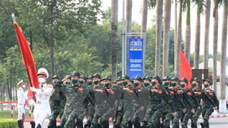 Army Games 2021: Khai mạc Cuộc thi 'Xạ thủ bắn tỉa' và 'Vùng tai nạn'