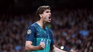 Thắng nghẹt thở, Tottenham loại Man City, cùng Liverpool vào bán kết