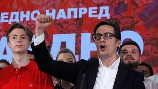 Ứng cử viên S. Pendravoski đắc cử tổng thống tại Bắc Macedonia