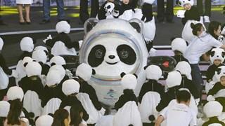 [Video] Trung Quốc công bố linh vật của Olympic mùa Đông 2022