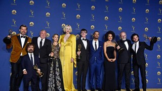 [Video] Dàn sao Game of Thrones sải bước tại Emmy 2019
