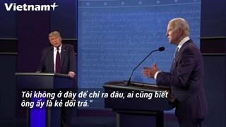 Ông J. Biden cáo buộc Tổng thống Trump nói dối người dân Mỹ