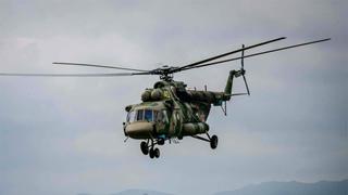 Hai trực thăng quân sự của Afghanistan va chạm, 9 quân nhân thiệt mạng