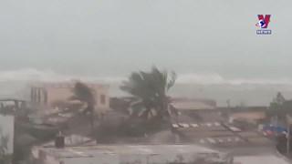 [Video] Thông tin bão số 9 tại huyện đảo Lý Sơn của Quảng Ngãi