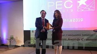 Giải thưởng Thực tiễn Tốt nhất năm 2019 của APEC vinh danh Việt Nam