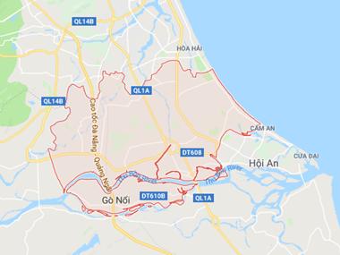 Một phụ nữ người nước ngoài tử vong do tai nạn tại Quảng Nam