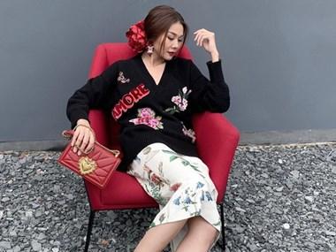 Thanh Hằng, Hà Tăng và dàn mỹ nhân ghi điểm với street style ấn tượng