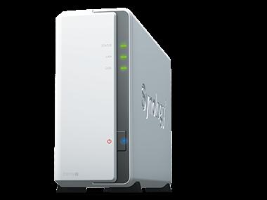 Synology công bố thiết bị lưu trữ dữ liệu qua mạng cho gia đình