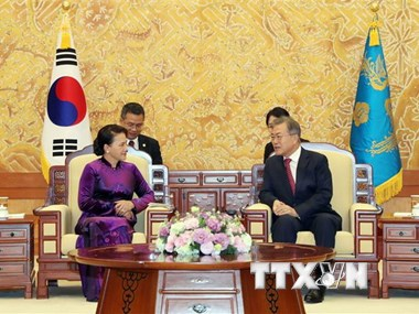 Báo chí Hàn Quốc: Quan hệ Việt Nam-Hàn Quốc tốt đẹp trên mọi lĩnh vực